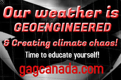 Geoengineering Action Awareness Canada
