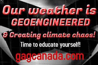 Geoengineering Action Awareness Canada
